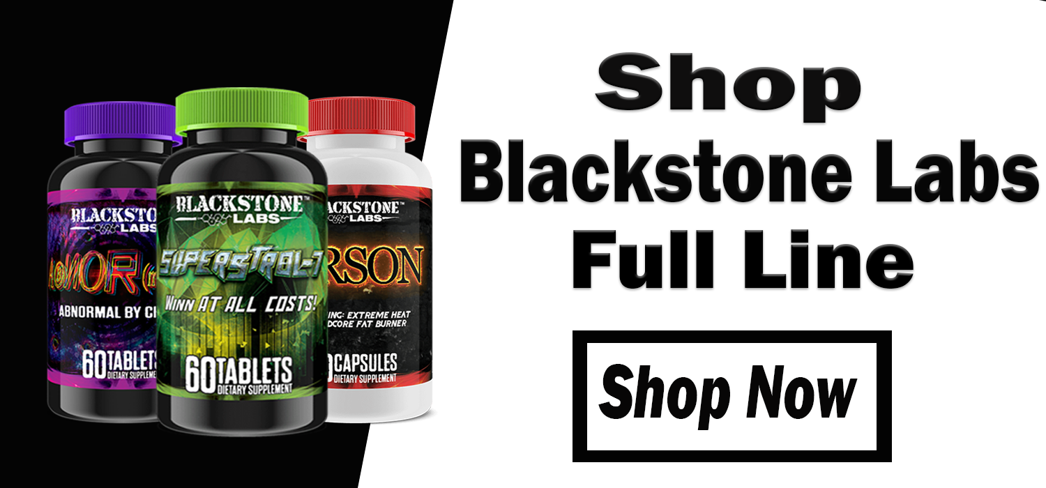 Shop Blackstone Labs Full Product Line