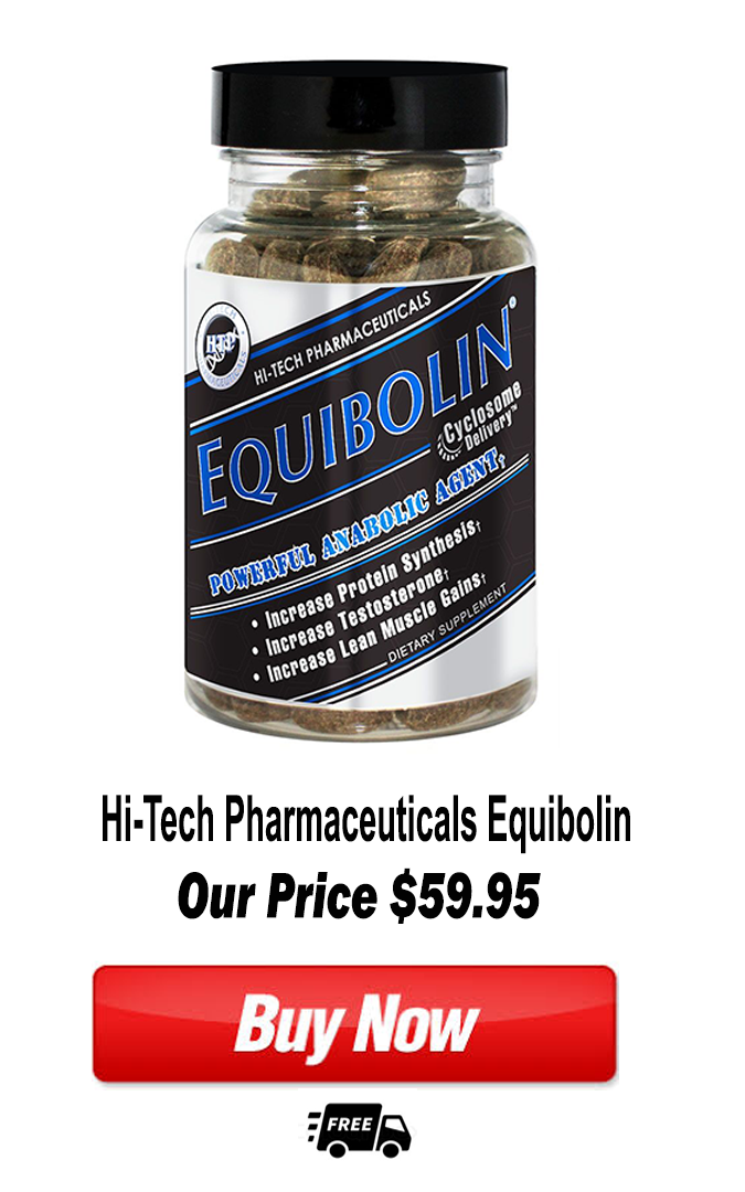 Hi-Tech Pharmaceuticals Equibolin