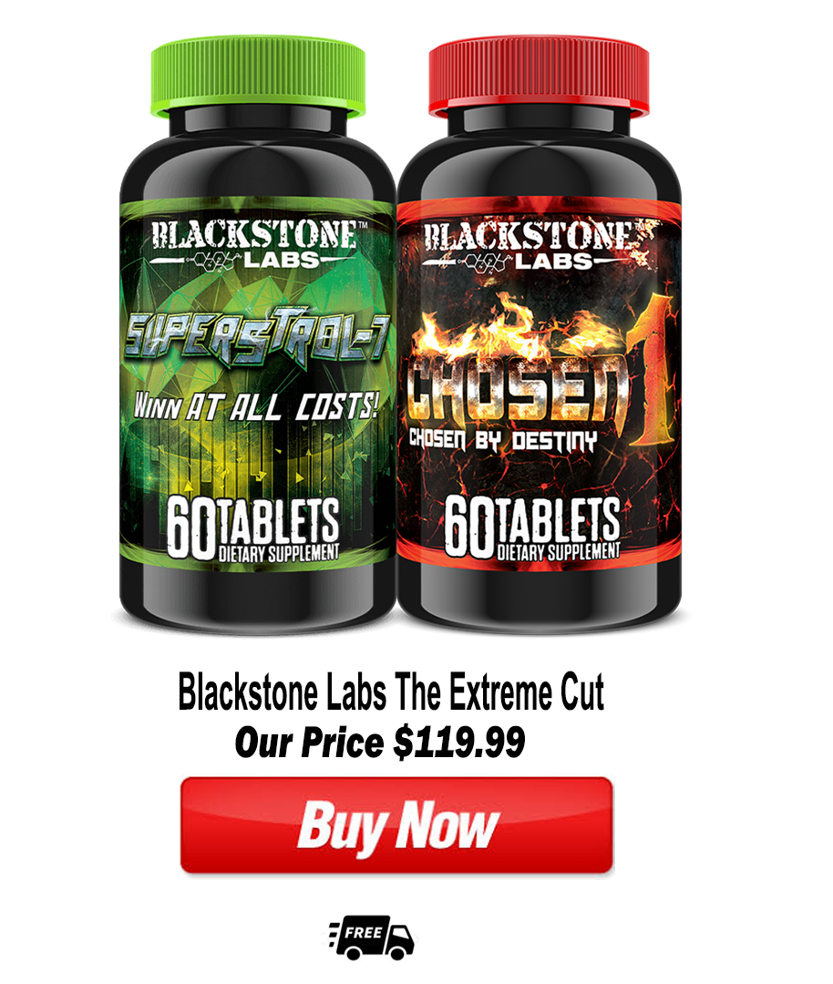 Blackstone Labs The Extreme Cut